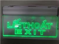 Đèn EXIT MICA trong suốt HW-128LED