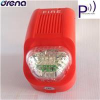 Còi và đèn báo cháy thông thường