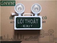 Đèn báo sự cố kết hợp EXIT GNVN HW-118LED