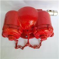 Họng chữa cháy không tay vặn SQD100-1.6 (Nắp ren D65*2, có van xả áp)
