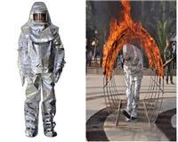 Quần áo cách nhiệt cứu hỏa 1000.c